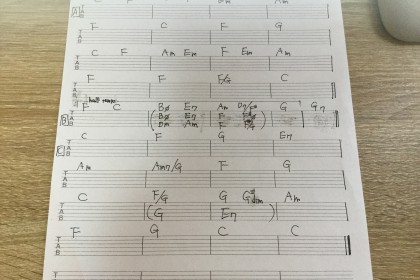 音楽について136。